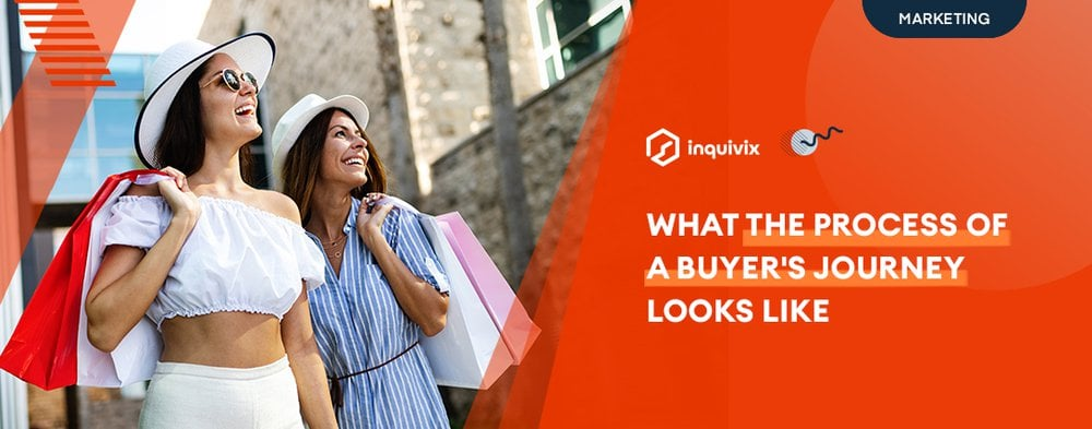 What The Process Of A Buyer's Journey Looks Like