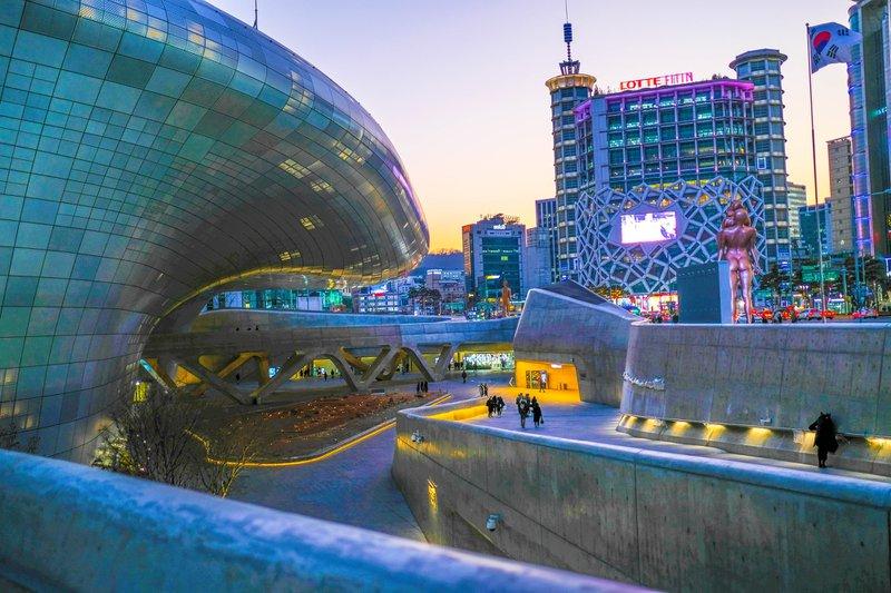 Social Media Channels in South Korea